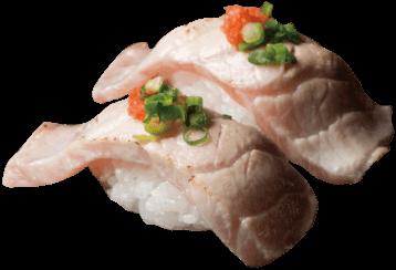 Broiled Fatty Tuna