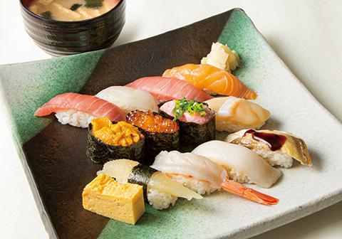 寿司食べ放題宴会プラン
