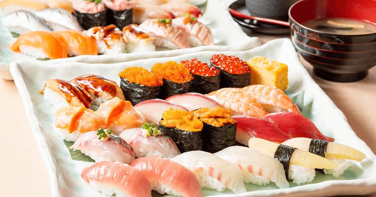 高級寿司食べ放題 | 雛鮨 ひなずし【公式】