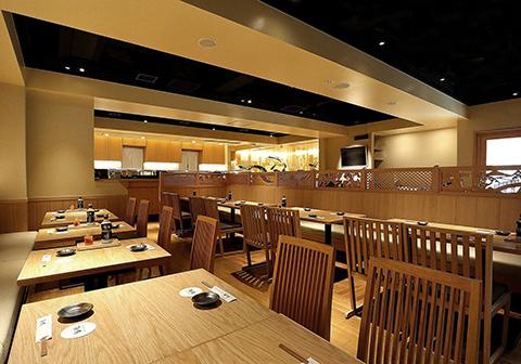 寿司食べ放題の雛鮨 六本木店の外観