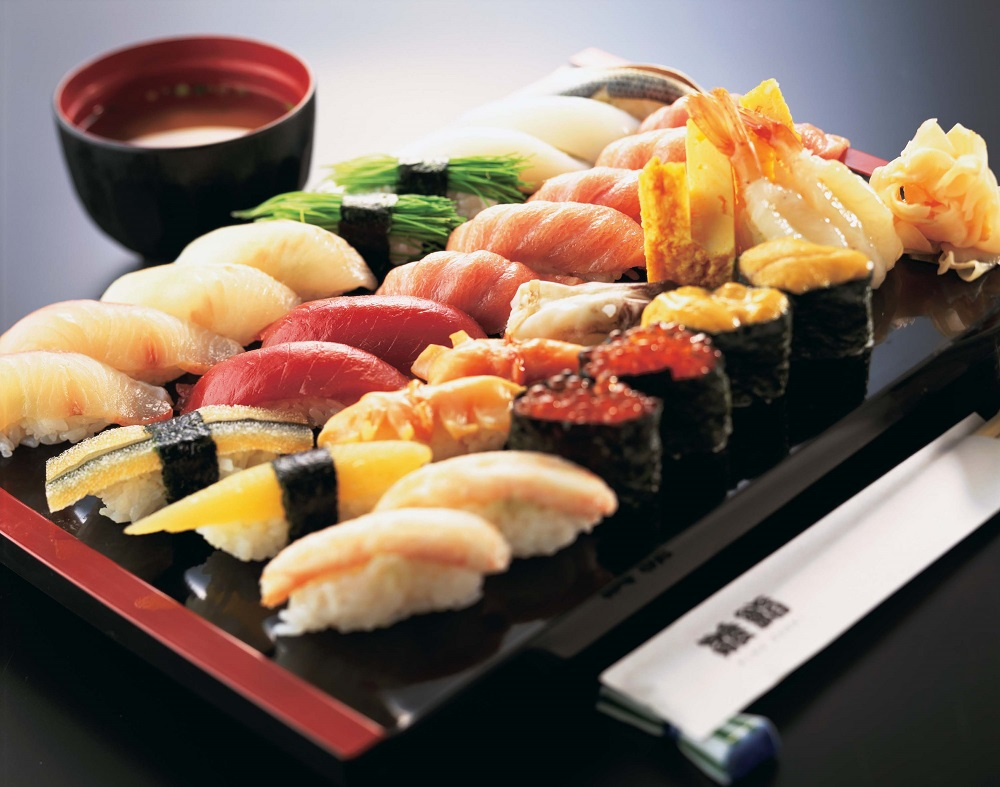 【Official Website of Hina Sushi Open!】